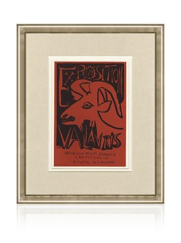 Pablo Picasso Exposition Vallauris, 1959, 14
