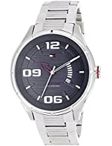 Tommy Hilfiger Analog Black Dial Mens Watch - TH1790805/D