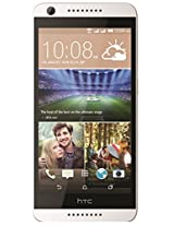 HTC Desire 626G+  (White Birch)