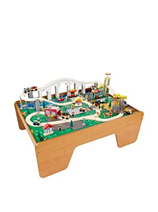 KidKraft Train Town and Table Combo