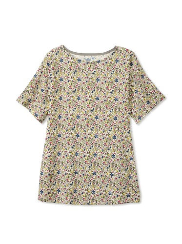 Soft Clothing Kid's Jessica Tunic (Floral)
