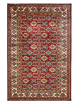 Darya Rugs Shirvan Oriental Rug, Red, 7' 8