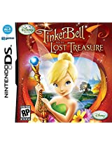 Disney Fairies: Tinkerbell and the Lost Treasure (Nintendo DS) (NTSC)