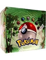 Pokemon Card Game Jungle 1st Edition Booster Box 36 Packs