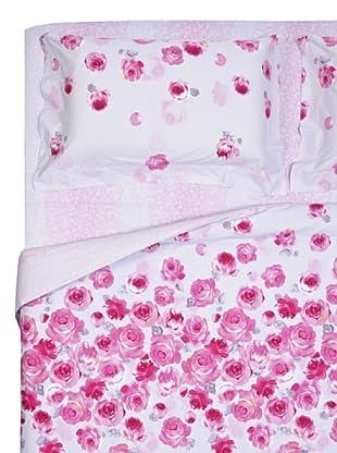 Byblos Home Completo Copripiumino Russia (rosa)
