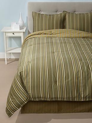 Tommy Bahama Portside Comforter Set (Olive)
