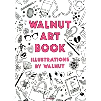 WALNUT WALNUT ART BOOK 小さい表紙画像