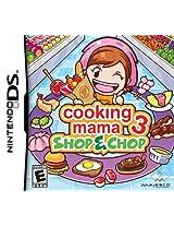 Cooking Mama 3: Shop & Chop (Nintendo DS) (NTSC)