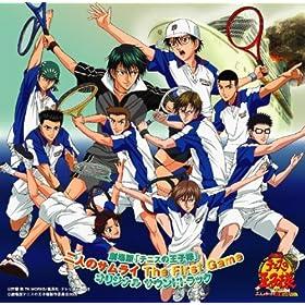劇場版 テニスの王子様 二人のサムライ The First Gameの画像