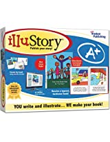 Illustory Write & Illustrate Your Own Book (Word Tracks Studio)