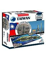4D Cityscape 4D Taiwan Puzzle