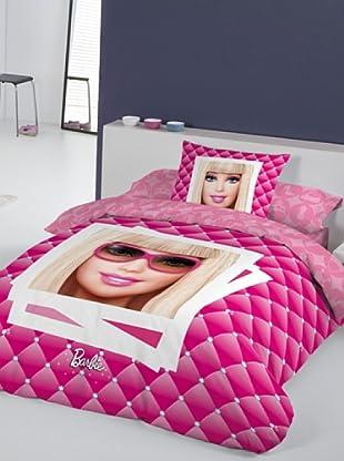 Euromoda Licencias Juego de Fundas Nórdicas Barbie Fashion (Multicolor)