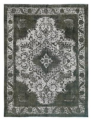 Kalaty One-of-a-Kind Pak Vintage Rug, Light Gray, 9' 5