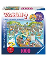 Catch of The Day WASGIJ Jigsaw Puzzle, 1000-Piece
