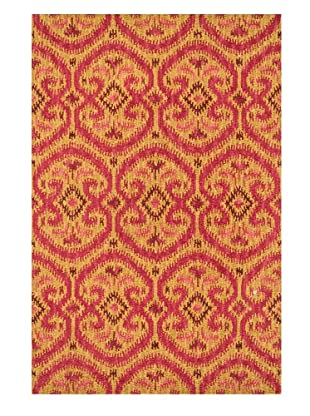Loloi Rugs Milano Rug (Gold/Berry)