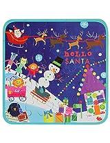 C.R. Gibson Jill McDonald Hello Santa Mini Puzzle