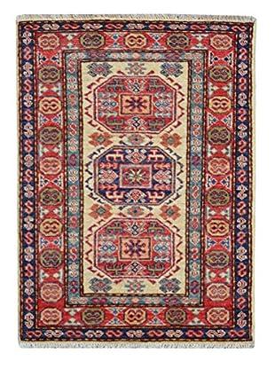 Kalaty One-of-a-Kind Kazak Rug, Beige, 2' x 3'
