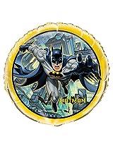"""Unique Foil Batman Balloon Novelty, 18"""""""