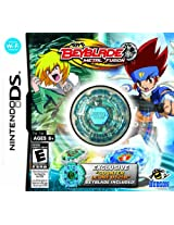 Beyblade: Metal Fusion - Collector's Edition (Nintendo DS) (NTSC)