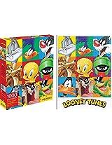 Aquarius Looney Tunes Puzzle (1000 Piece)