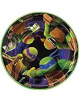 Teenage Mutant Ninja Turtles Dessert Plates, 8ct