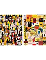 White Mountain Puzzles For The Love Of Wine Jigsaw Puzzle (1000 Piece)