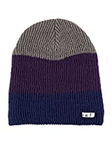 Neff 15F05012-NAVYPRPLGREY Sparkle Trio Navy/Purple/Grey Headwear