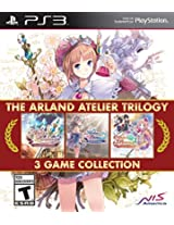 The Arland Atelier Trilogy Play Station 3