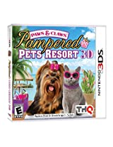 Paws & Claws Pampered Pets Resort (Nintendo 3DS) (NTSC)