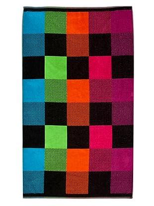 Secaneta Toalla Playa Quadrato (Multicolor)