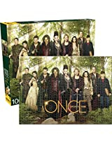 Aquarius Once Upon A Time Cast Puzzle, (1000 Piece)
