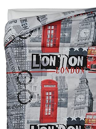 Travel Collection Trapunta London (Nebbia)