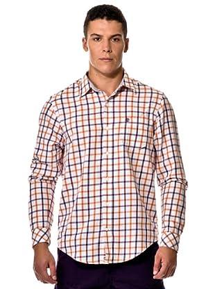 Timberland Camisa (Naranja)