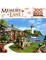 Masterpieces Lobster Bay Memory Lane Grip Art by Alan Giana Puzzle (300-Piece)