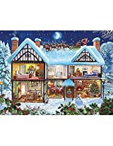 Ceaco The Spirit of Christmas - Christmas House - Holiday Puzzle (550 Piece)