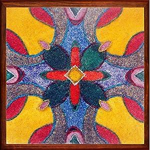 Cherish-a-Design Multi Colored Sand Art