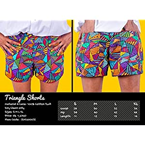 Doodle Inc Triangle Shorts