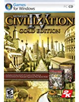 Sid Meier's Civilization IV - Gold Edition (PC)