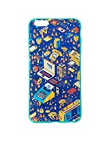 Techno Town iPhone 6 Plus Case