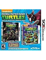 Teenage Mutant Ninja Turtles: Master Splinters Tra