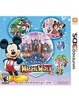 Disney Magical World (Nintendo 3DS) (NTSC - US Version)