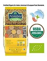 Nimble Organics Soya Bean (Whole) 1 Kg