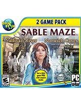 Big Fish: Sable Maze 1: Sullivan River and Sable Maze 2: Norwich Caves (PC)