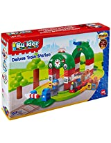 Winfun Deluxe Train Station, Multi Color