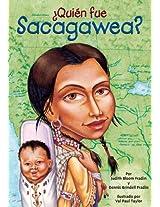 ¿Quién fue Sacagawea? (Who Was...?)