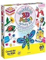 Creativity For Kids Sparkling 3 D Paint Activity Kit