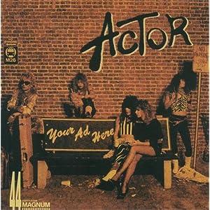 ACTOR(紙ジャケット/SHM-CD)