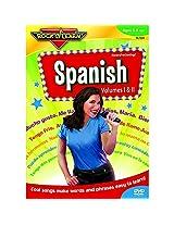 Rock N Learn Spanish Volume 1 & 2 Dvd (Set Of 3)