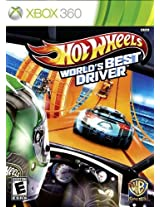 Hot Wheels World's Best Driver - Standard Edition (Xbox 360)
