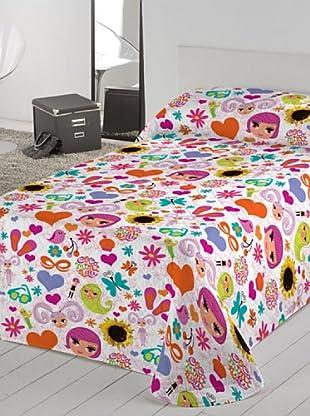 Robin Zingone Colcha Bouti Kids (Multicolor)